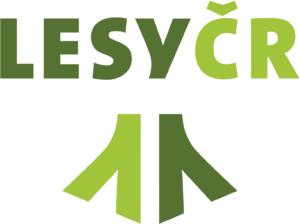 Lesy ČR logo
