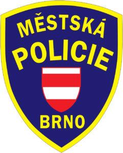 Městská policie Brno logo